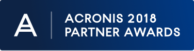 Acronis2018PartnerAwards