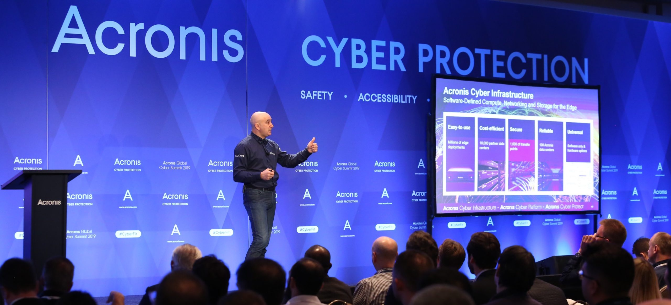 Acronis Cyber Protect Cloud now available: 'Vaccine' option for cyber threats