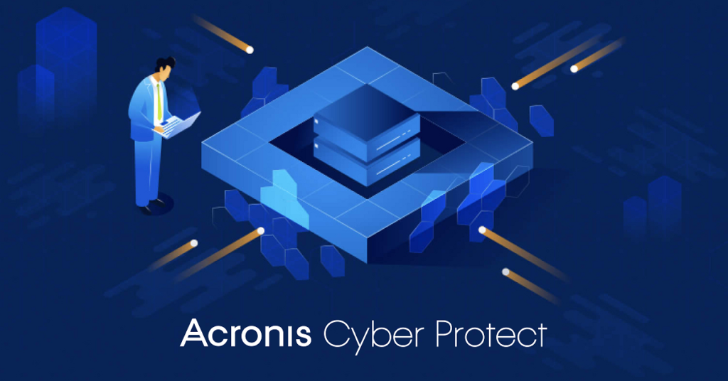 Acronis Cyber Protect 15 logo